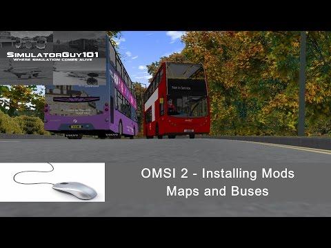 OMSI Tutorial   Installing Mods
