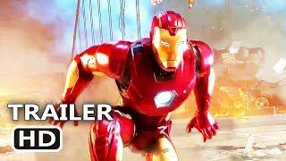 PS4 - Marvel's Avengers Gameplay Trailer (E3 2019)