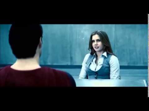 Clark Kent surrenders