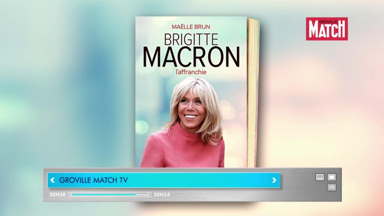 Livre Sur La Jeunesse Brigitte Macron Groland Le Zapoi Du 27 01 Canal