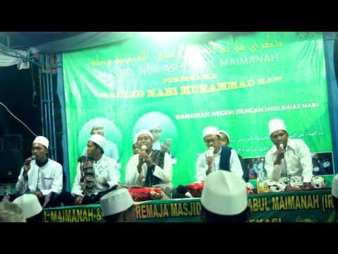M Ridwan Asyfi - QOMARUN  - Feat Abdul Qodir - LIVE BEKASI
