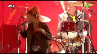 Triggerfinger ft. Selah Sue - Mercy (Live op Lowlands 2010)
