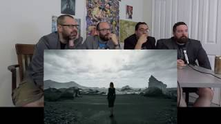 Reaction: Death Stranding (E3 2018 Sony Press Conference)