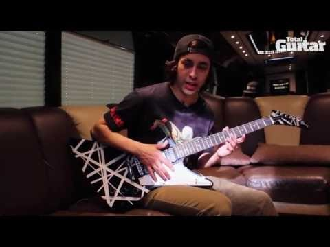 Me And My Guitar interview with Vic Fuentes from Pierce The Veil / Gibson Explorer