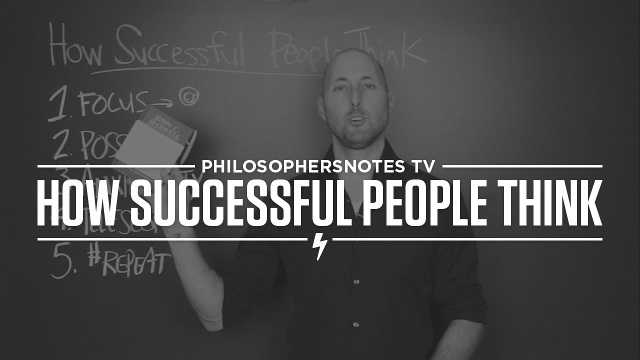 john maxwell how successful people think pdf