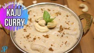 Kaju Curry Recipe | Restaurant Style Kaju Curry | Shahi Kaju Curry | Cashew Curry