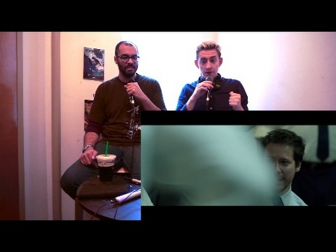"""""""The Belko Experiment"""" Official Trailer Reaction/Review T.A.Inc"""