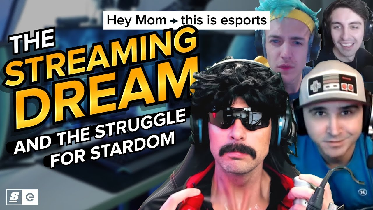The Streaming Dream And The Struggle For Stardom Youtube
