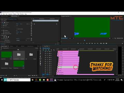 How To Make Lower Third Animation Adobe | Premiere Tutorial