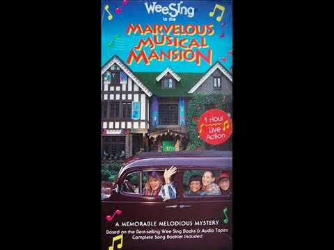 """Marvelous Musical Mansion (1992) - """"She'll Be Comin' Round the Mountain"""" (Soundtrack Version)"""