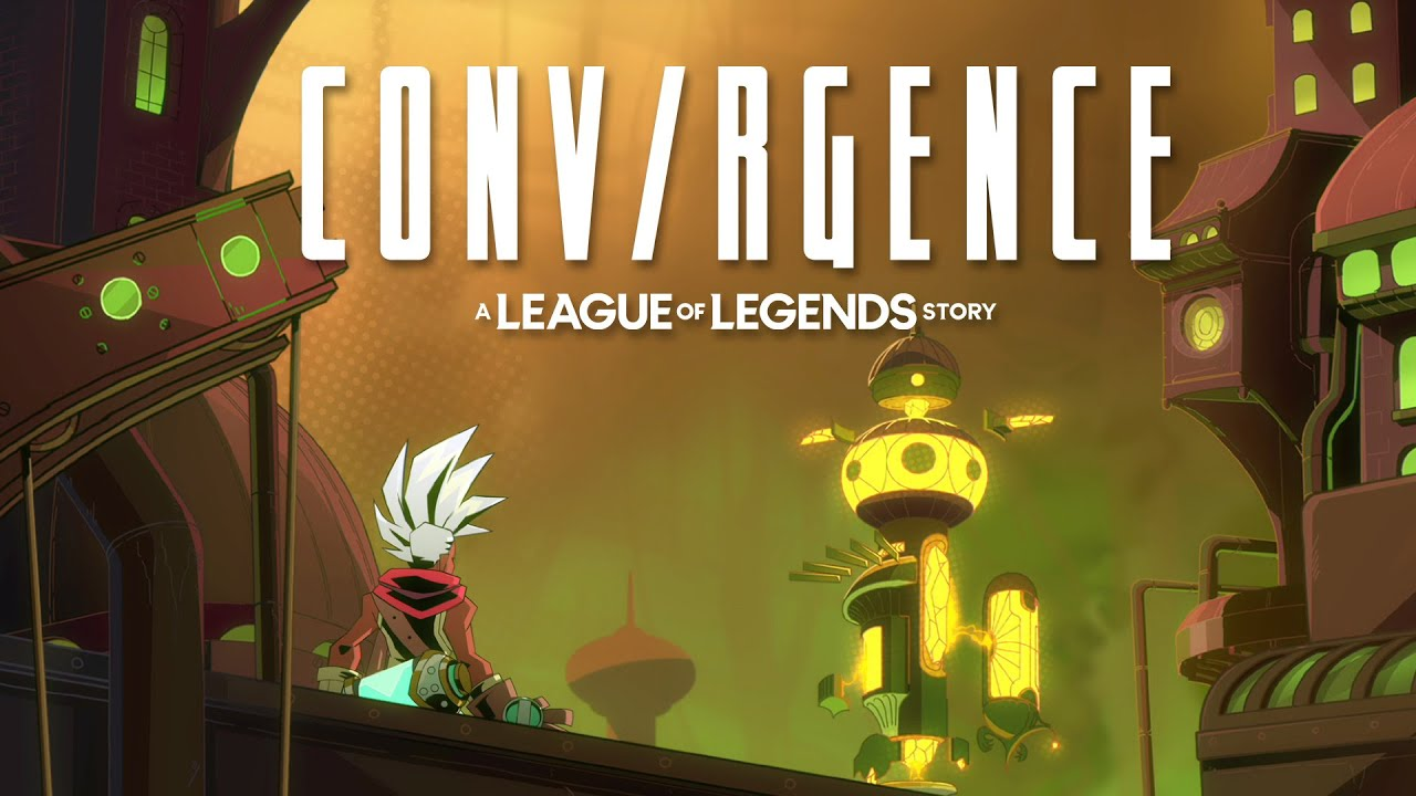 CONV/RGENCE: A League of Legends Story - Official Teaser Trailer