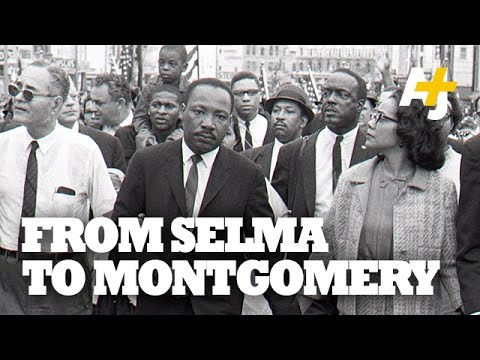 From Selma To Montgomery: 50 Years After Bloody Sunday