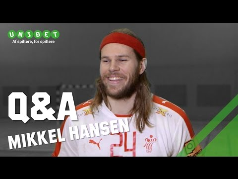 Q&A med Mikkel Hansen