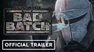 A sneak peek at star wars: the bad batch, an all-new animated original series from lucasfilm animation, coming soon to disney+.#ign #starwars #movies