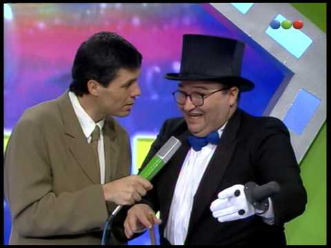 Show del chiste: Larry de Clay - Videomatch 99