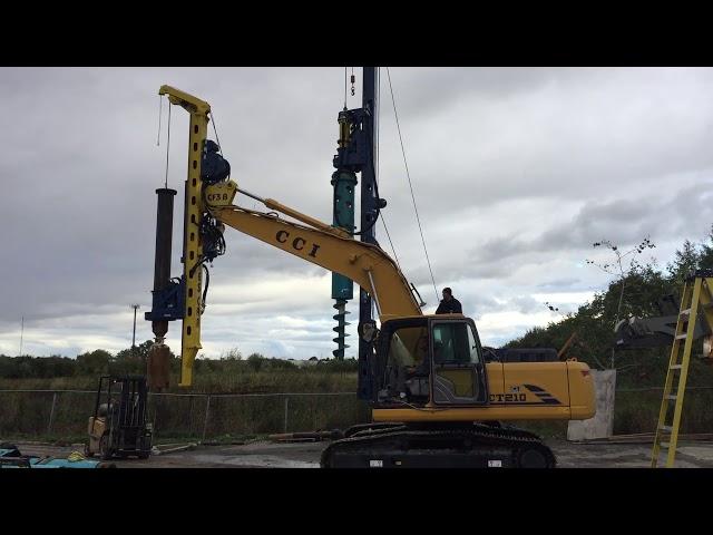 Tescar CF3 B  Kit para Excavadoras