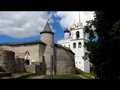 Псков-Изборск-Печоры 27 июня 2015 г.