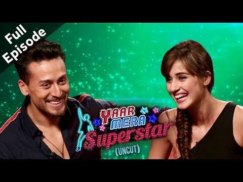Tiger Shroff And Disha Patani Up And Candid On Yaar Mera Superstar Season 2   Full Episode