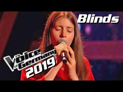 Eagles - Desperado (Mariel Kirschall)   The Voice Of Germany 2019   Blinds