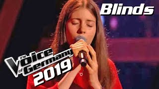 Eagles - Desperado (Mariel Kirschall) | The Voice of Germany 2019 | Blinds