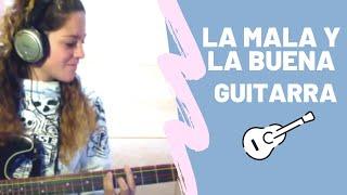 La mala y la buena - Alex Sensation ft. Gente de Zona (acordes guitarra) Sarai