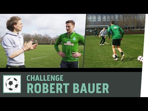 1-gegen-1 vs. Robert Bauer | SV Werder Bremen | Kickbox