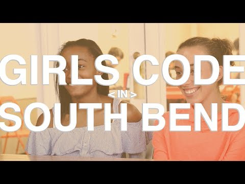 Girls Code in South Bend