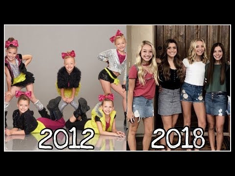FRESH FACES   Then and Now