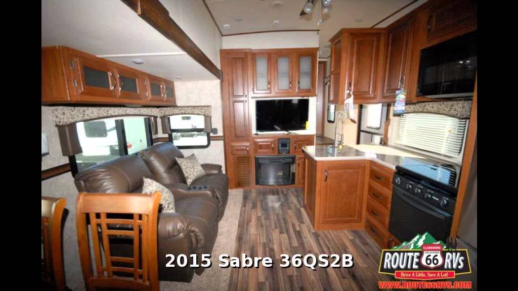 2015 palomino sabre 36qs2b, fifth wheel two bedroom, in claremore