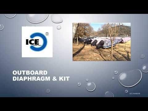 Outboard Diaphragm & Diaphragm Kit