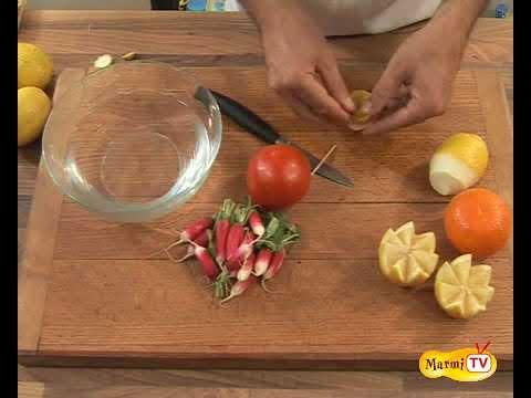 decor de legumes
