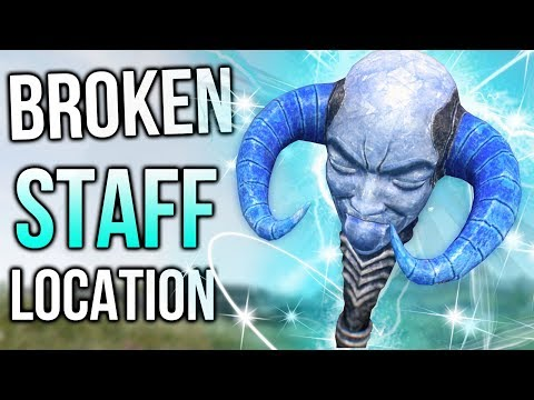 Skyrim - This Weapon Is Completely BROKEN...But oh my its fun!