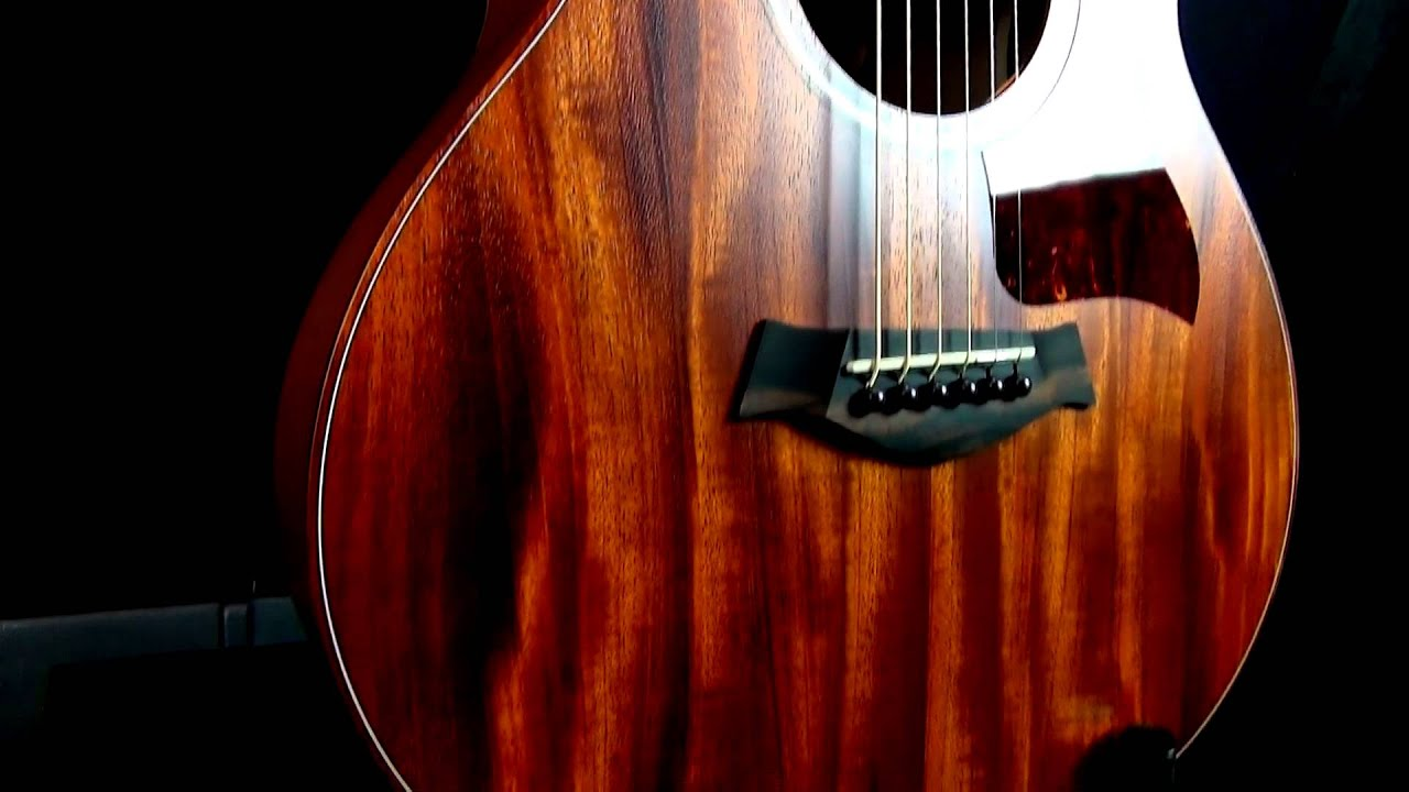 taylor gs mini mahogany acoustic guitar review youtube. Black Bedroom Furniture Sets. Home Design Ideas
