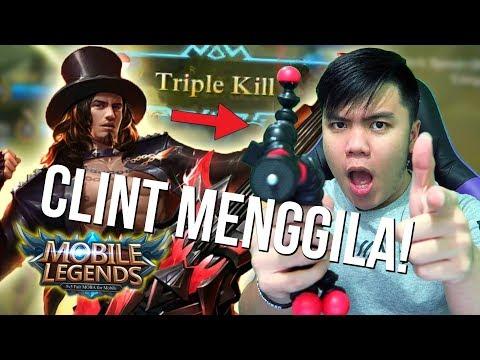 YAKIN? MASIH NGEREMEHIN CLINT??? MAKIN GG SEKARANG! - Mobile Legends Indonesia #39