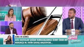 M. Fatih Savaş - Beyaz Tv Sağlık Zamanı 08.07.2017