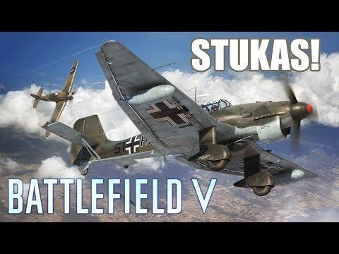 Stukas über Narvik: Battlefield V Alpha - Let