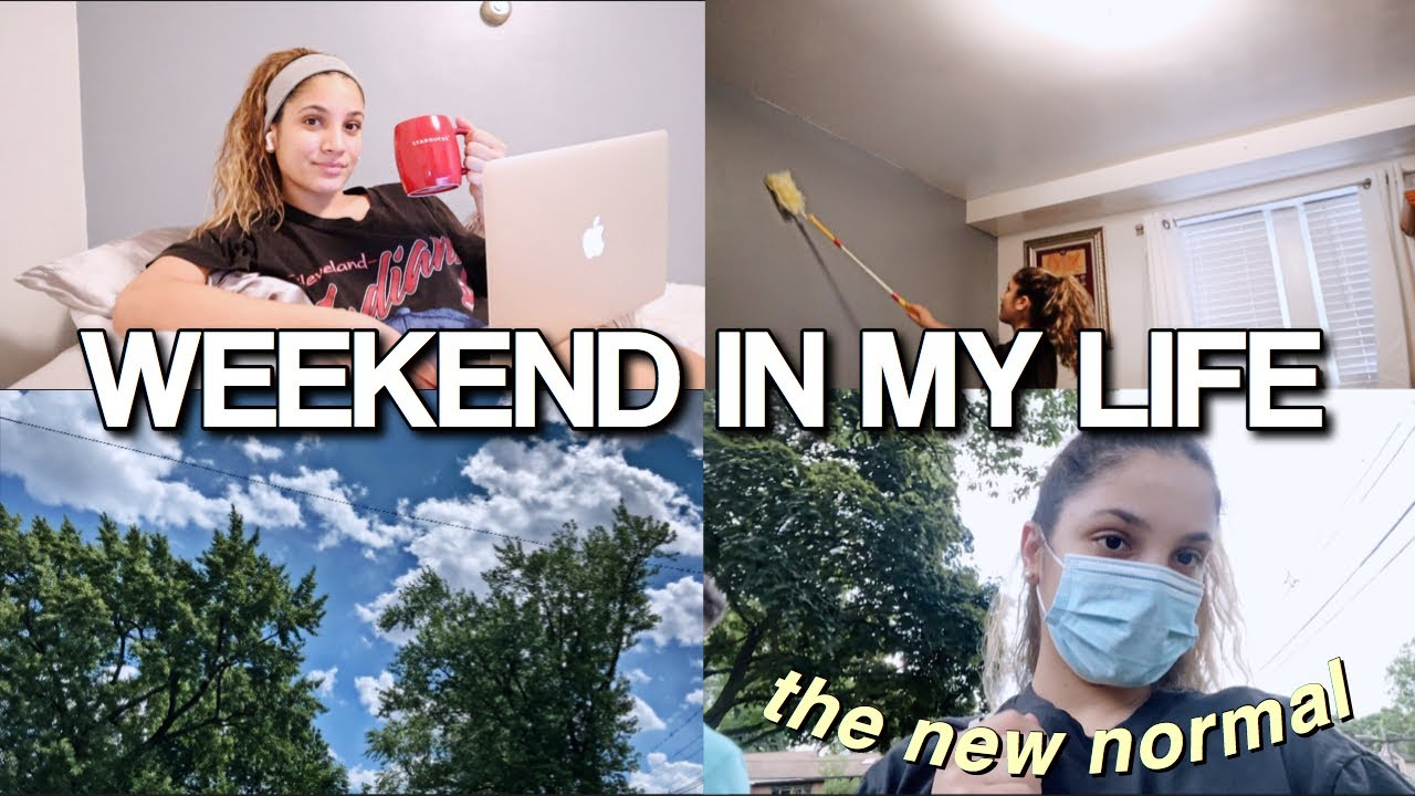 weekend in my life: being in a funk, cousins baby shower + STARTING SOMETHING NEW ON MY CHANNEL!