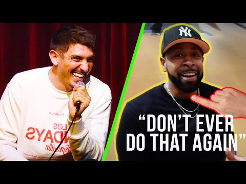 Roasting Mormons and Getting FlNGERED in UTAH   Dropping In with Andrew Schulz #62