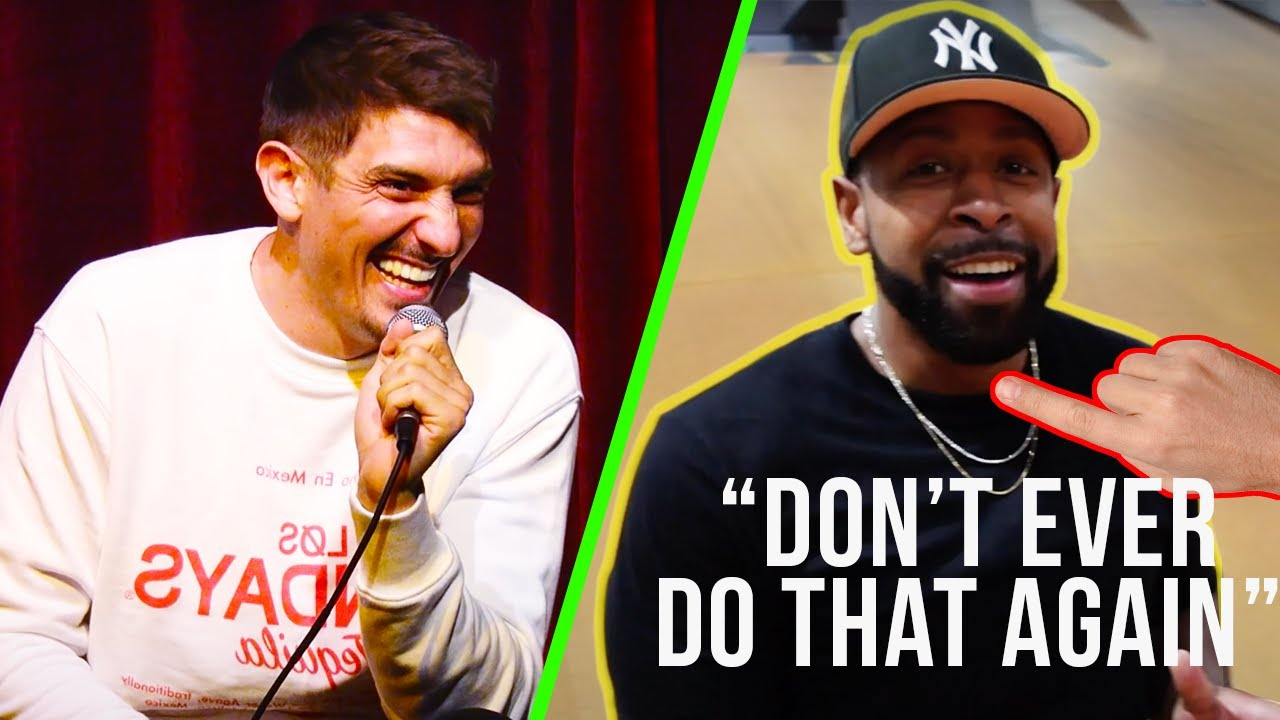 Roasting Mormons and Getting FlNGERED in UTAH | Dropping In with Andrew Schulz #62