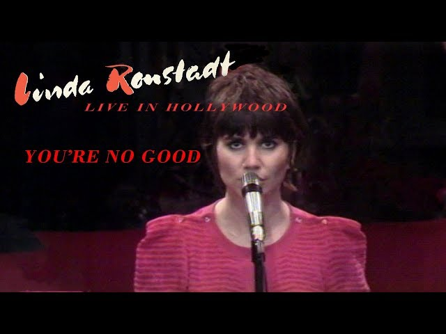 You're watching Linda Ronstadt perform 'You're No Good' live at Television Center Studios in Hollywood. Linda Ronstadt's first ever-live album LIVE IN HOLLYWOOD is available now! https://rhino.lnk.to/LIH