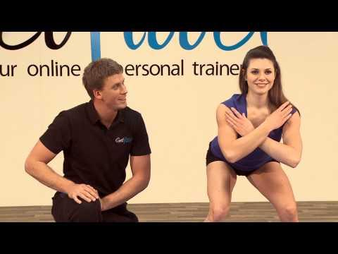 Alison Carroll, Lara Croft, Tomb Raider gets her fitness test - Long Version HD