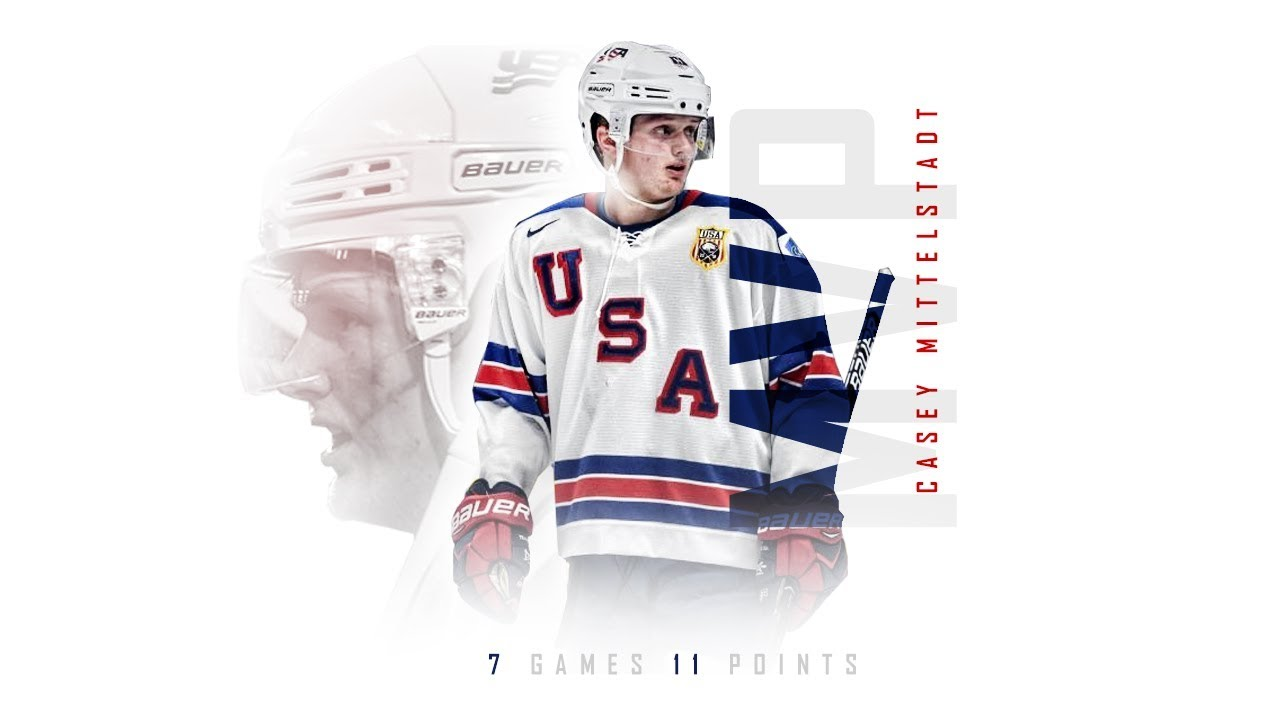 76bfd265caa Buffalo Sabres Casey Mittelstadt Has Some Decisions to Make