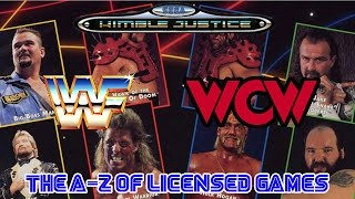 Top 10 Best/Worst WWE Games (+ WCW and ECW) - Kim Justice