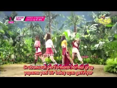 Red Velvet Mnet Röportajı (Türkçe Altyazılı - Turkish Sub)