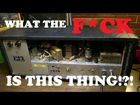 dating garnet amps