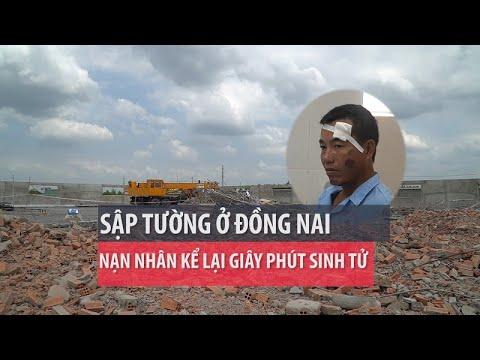 Sập tường ở Đồng Nai: Nạn nhân kể lại phút sinh tử- PLO