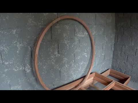 How to Make a Round Window - Part 1