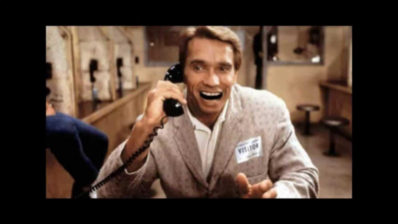 Celebrity prank calls arnold