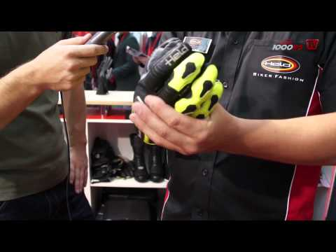 Held Phantom 2 Motorradhandschuh News 2013 - Intermot 2012