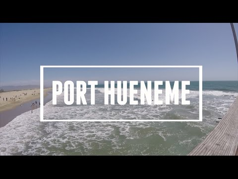 Adventure Port Hueneme Beach Park Oxnard,California